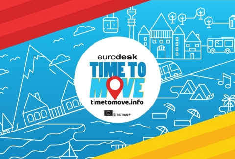 TIME TO MOVE  | Eurodesk